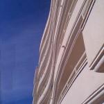 BR&C arquitectos Fachada edificio de apartamentos Murcia