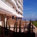 BR&C arquitectos Patios edificio de apartamentos Murcia