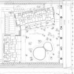 BR&C arquitectos Plano planta edificios de apartamentos Murcia