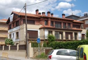BR&C arquitectos Fachada edificio Getxo
