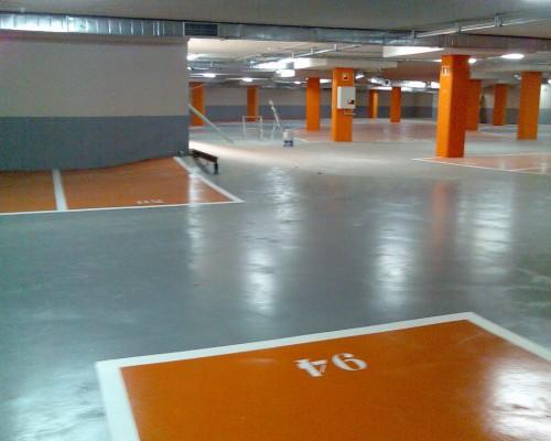 BR&C arquitectos Aparcamiento subterráneo Logroño