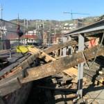 BR&C arquitectos Cubierta estado previo edificio Bilbao