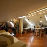 BR&C arquitectos Ático reformado Las Arenas