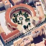 BR&C arquitectos Maqueta edificio Logroño