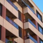 BR&C arquitectos Fachada edificio Logroño
